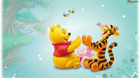 tigger piglet  winnie  pooh baby cartoon disney hd