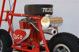 Hot Tamale Taco Mini Bike