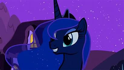 Luna Princess Mlp Friendship Happy Magic Anniversary