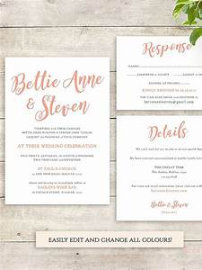 16 printable wedding invitation templates you can diy With wedding invitation template libreoffice