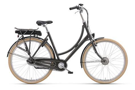 hollandrad e bike sonderangebot batavus 50cm e go warm grey 7