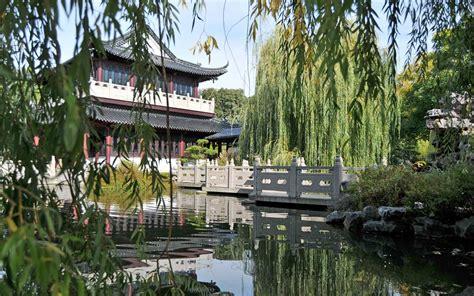 Japanischer Garten Kaiserslautern Studenten by Freundeskreis Chinesischer Garten Mit Teehaus E V Mannheim