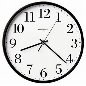 Howard, Miller, Office, Mate, 10, 5, U0026quot, Wall, Clock, U0026, Reviews
