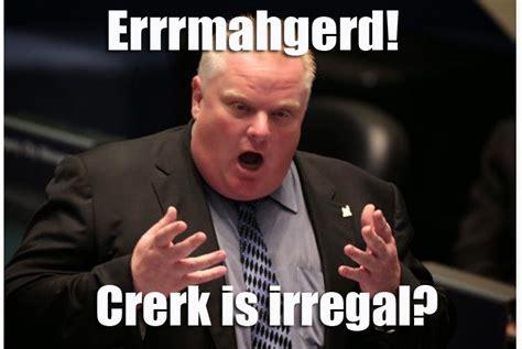 Rob Ford Meme - funny meme mories december 2013