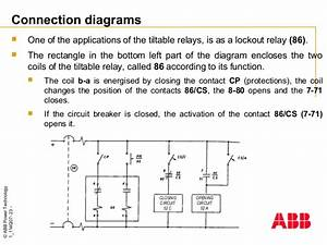 Lockout Relay Schematic Gallery