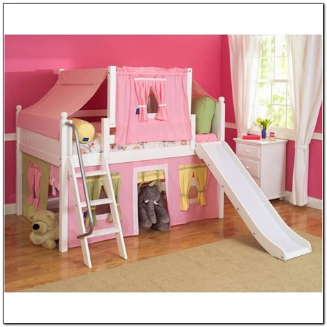 Bunk Beds For Girls With Slide Beds Home Design Ideas