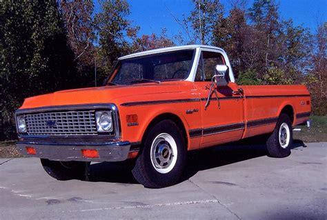 1971 Chevrolet C20 Longhorn Pickup 64078