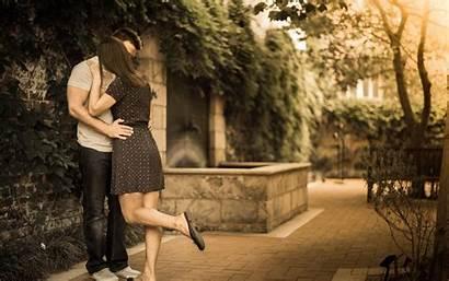 Couples Hug Kiss Desktop Tags