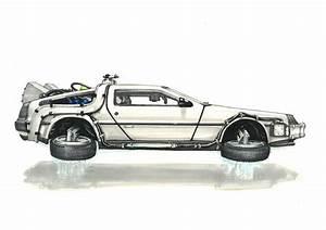 DeLorean - Daniel Moreno - Draw to Drive