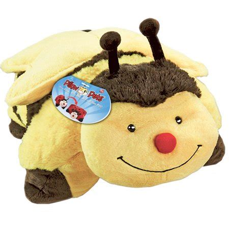 wee pillow pets as seen on tv pillow pet wee buzzing bumble bee