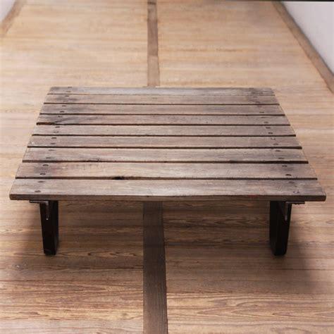 table cuisine palette table rabattable cuisine table basse en palette bois