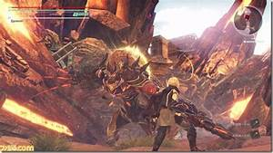 New Details On God Eater 3 U2019s Main Protagonist And Fields