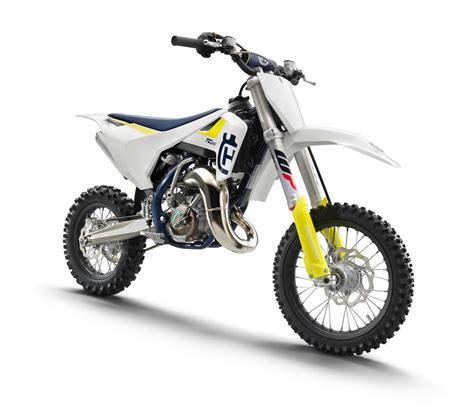 Modification Husqvarna Tc 65 by Husqvarna Mini Motocross 2019 Tc50 Tc65 Y Tc85 Moto1pro