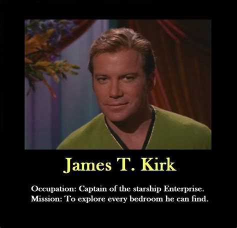 Captain Kirk Memes - james t kirk by bleeedingrose on deviantart