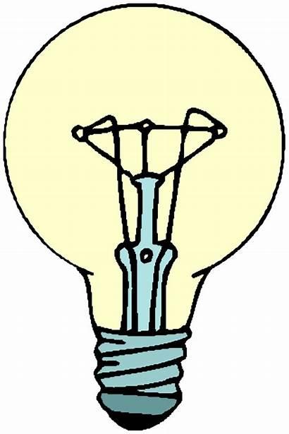 Lightbulb Clip Svg