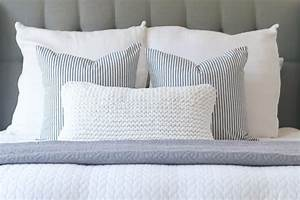An, Inexpensive, Way, To, Refresh, Your, Bedroom, Space, New, Pillow, Covers