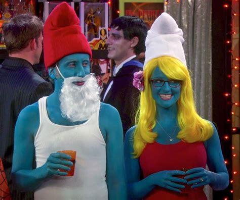 Schlumpfine Kostüm selber machen | faasend | Smurfette ...