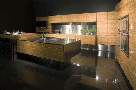 cuisine design bois cuisine bois et noir agrandir une cuisine bois et blanc