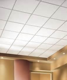 Armstrong Optima Acoustic Tiles by Armstrong Ceiling Grid Distributor