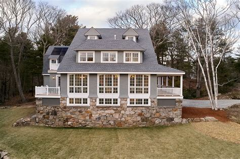 house cape ann home  manchester   sea featuring marvin windows  doors