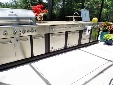 lowes kitchen design ideas outdoor grilling organization be my guest with