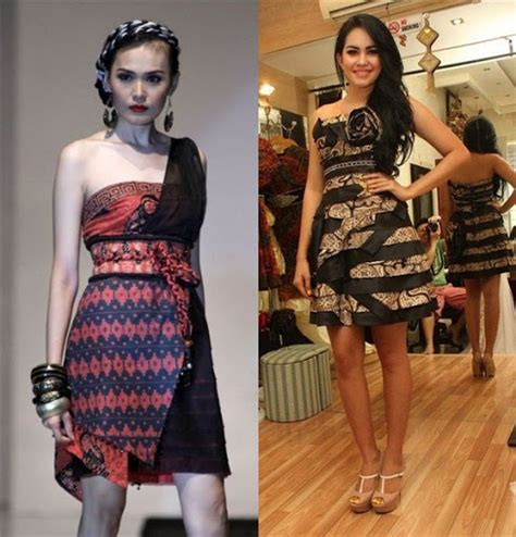 ide model dress pesta modern terbaik  ragam fashion