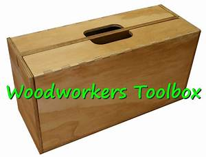 Woodworking Woodworkers tool box plans Plans PDF Download
