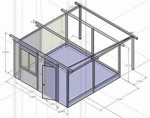 Plan Abri De Jardin En Bois Gratuit : sections des bois pour abri de jardin bac acier clins ~ Melissatoandfro.com Idées de Décoration