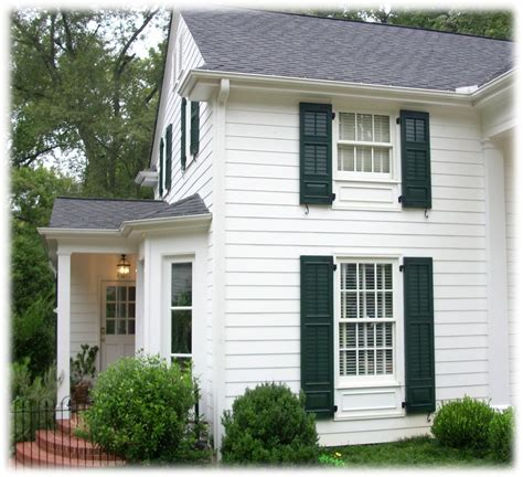 Decorative Exterior Window Shutters Designs  All About