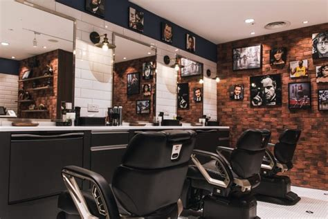 la barbershop opens  outlet  jurong point luxe