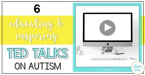 Autism TED Talk Videos