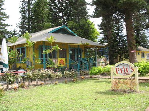 Pele's Other Garden Deli, Lanai City  Menu, Prices