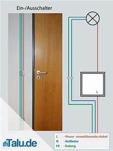 Lichtschalter Mit Kontrollleuchte Schaltplan : lichtschalter anschlie en anleitung mit schaltplan ~ Buech-reservation.com Haus und Dekorationen