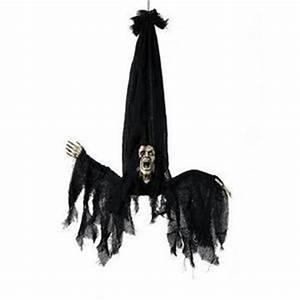 Decoration Halloween Pas Cher : deco halloween zombie achat vente deco halloween ~ Melissatoandfro.com Idées de Décoration