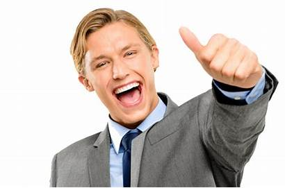 Guy Happy Person Dentist Transparent Dental Sticky