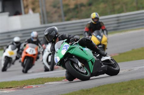 Motorcycle Track Day Insurance