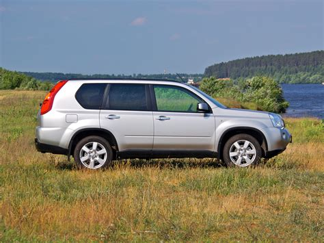 Nissan X Trail Photo by Car In Pictures Car Photo Gallery 187 Nissan X Trail 2007
