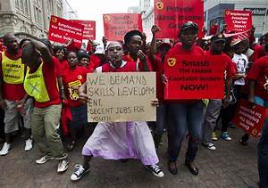 The State Of Youth Unemployment In South Africa