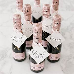 1000 ideas about champagne wedding favors on pinterest With mini champagne wedding favors