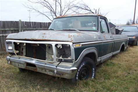 1979 ford f 150 pu parts truck 1