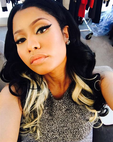 Nicki Minaj Sizzles In New Photos As She Shows Of Her