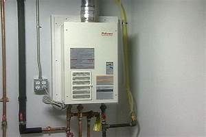 Install A Tankless Water Heater For Hot Water On Demand