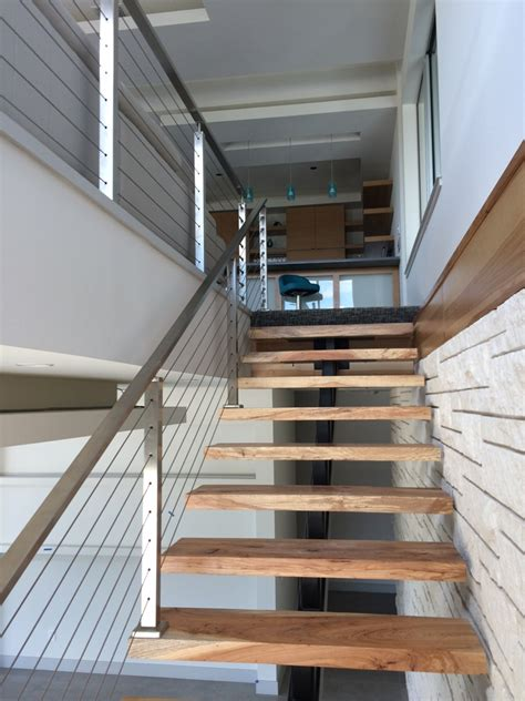 stainless steel cable railing system cable decking