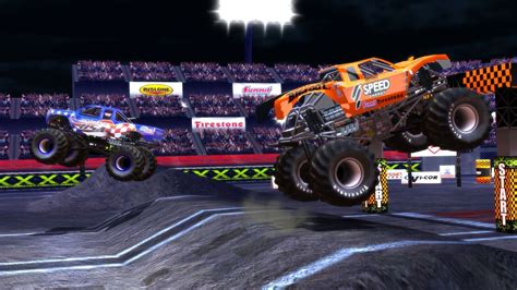 videos de monster trucks monster truck destruction macgamestore com