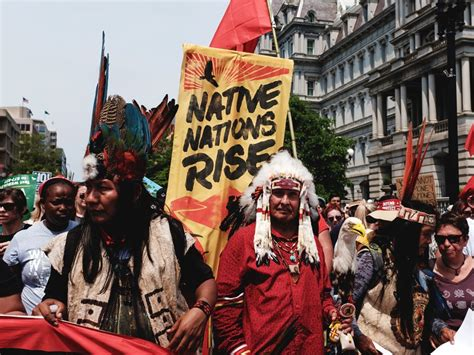 Marchers: Climate Concerns Are Tied to Racial Justice ...