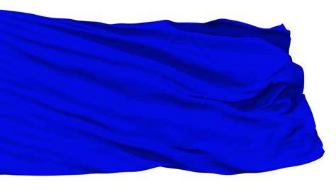 stock video clip  blue blank flag waving   wind