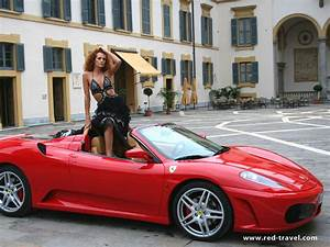 Red Ferrari F430 Spider Wallpaper - image #60