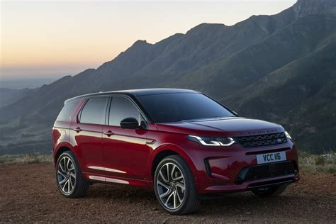 Land Rover Discovery Sport 2019 by มาชม Land Rover Discovery Sport Facelift 2019