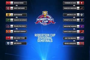 Torunament Bracket Nahl Announces Schedule For 2018 Robertson Cup Playoffs