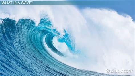 waves types definition video lesson transcript